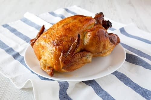 low carb rotisserie chicken recipe