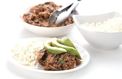 low carb pulled pork