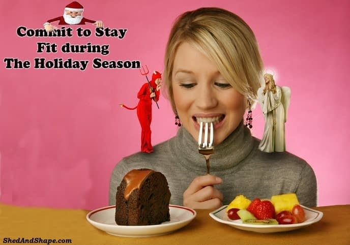 weight gain during holidays