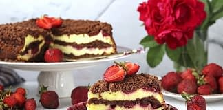cream cheese chocolate cake