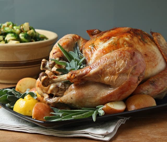 low carb thanksgiving dishes