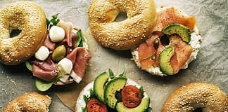 keto bagel recipe
