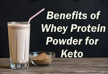 benefits of whey protein powder