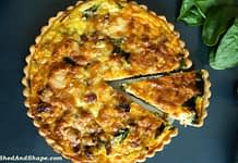 low carb quiche