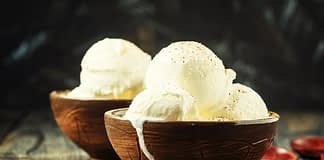 keto vanilla ice cream