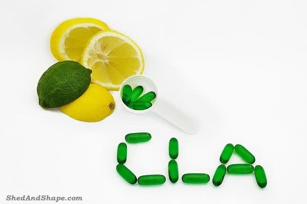 CLA for weight loss