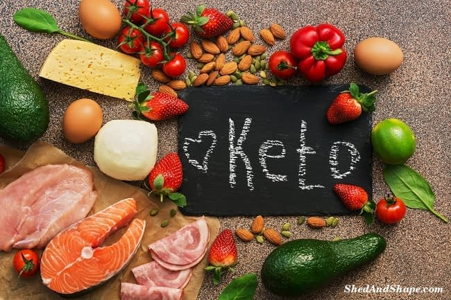 how much weight can you lose on keto