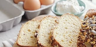low carb bread recipes