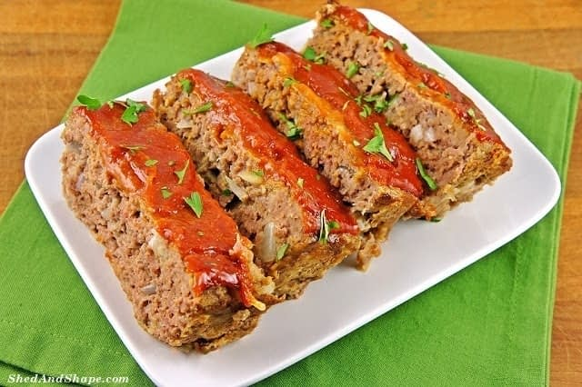 low carb meatloaf recipe